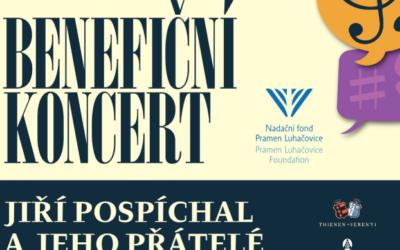 Nadační fond Pramen Luhačovice – Od hudby k literatuře