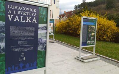 Výstava Luhačovice a 1. světová válka
